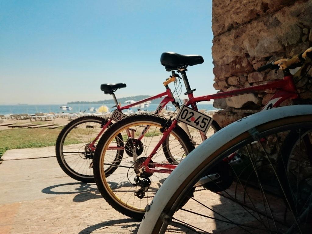 buyukada bisiklet parki