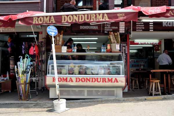 buyukada roma dondurma
