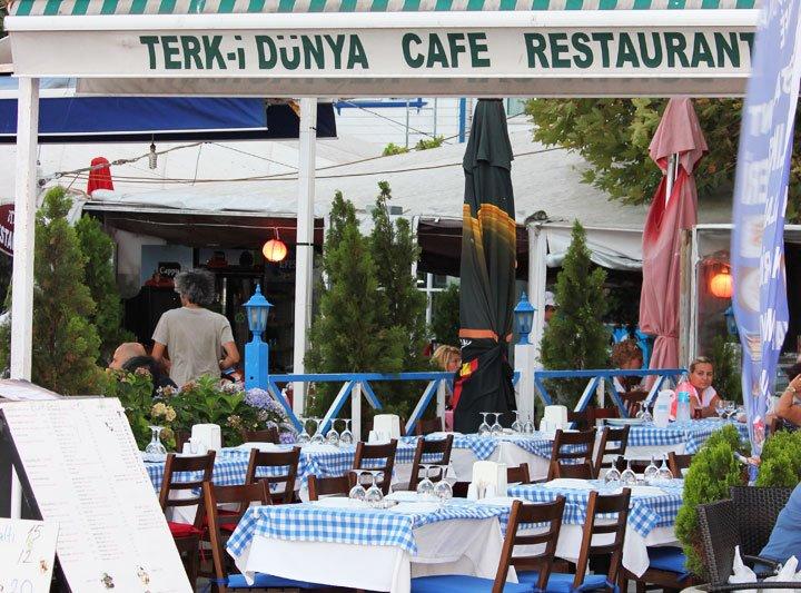 terk i dunya cafe restaurant