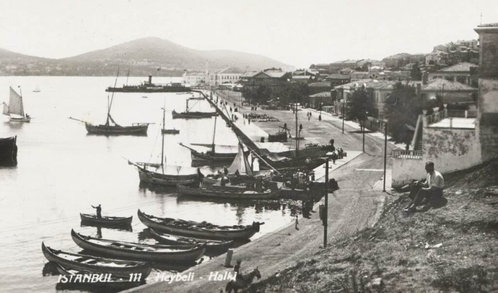 heybeliada 1934 yili