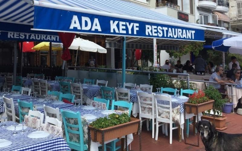 ada keyf restaurant burgazada