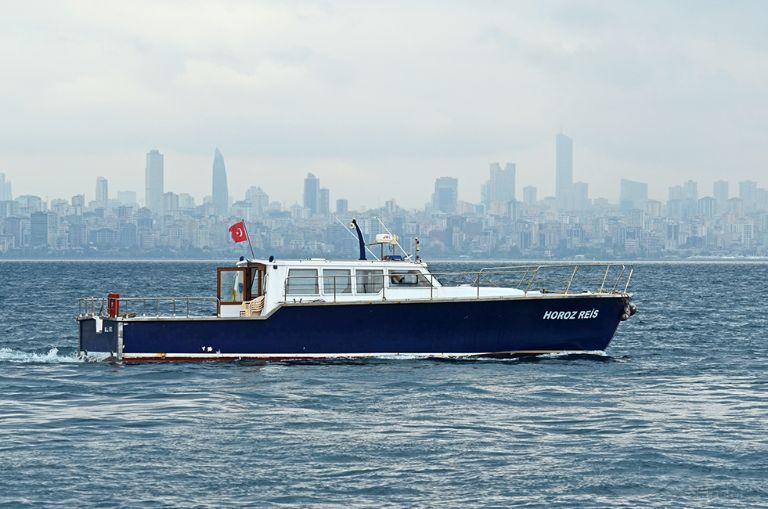 horoz reis teknesi