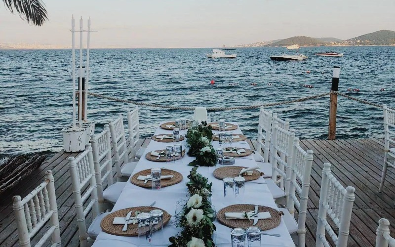 teos beach club restaurant