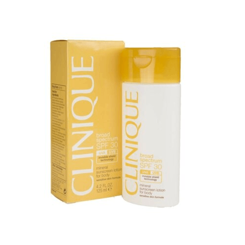 Clinique Mineral Sunscreen Lotion