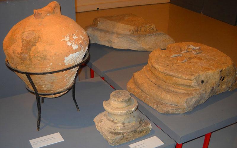 adalar muzesi tarihi kalintilar