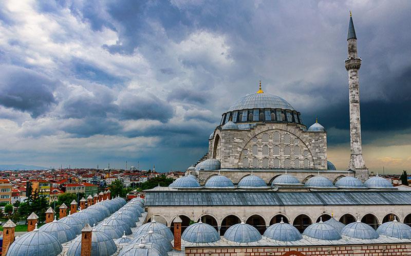 istanbul anadolu yakasi dini yapilar